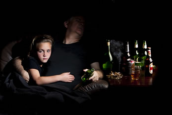 Effects of Parental Substance Abuse on Children