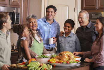 Living with a Diverse Family